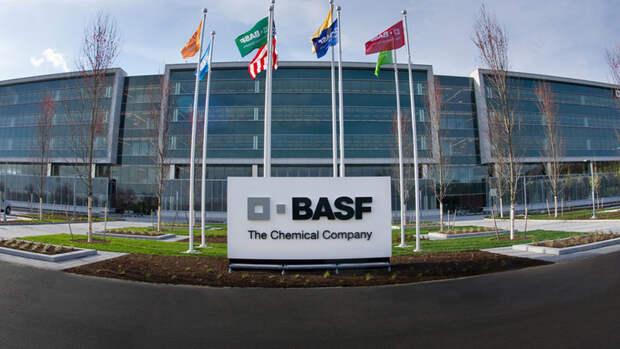 Почти на40% упала чистая прибыль BASF вIквартале 2020