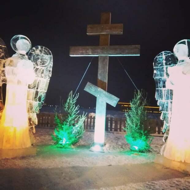 В Воткинске и Можге определились с купелями на Крещение