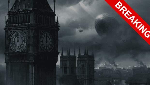 Паника в Лондоне: жителям города приказали собрать тревожные чемоданчики