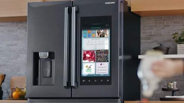 Наверное, скоро умные холодильники будут ходить вместо нас на работу. /Фото: gunswood.com