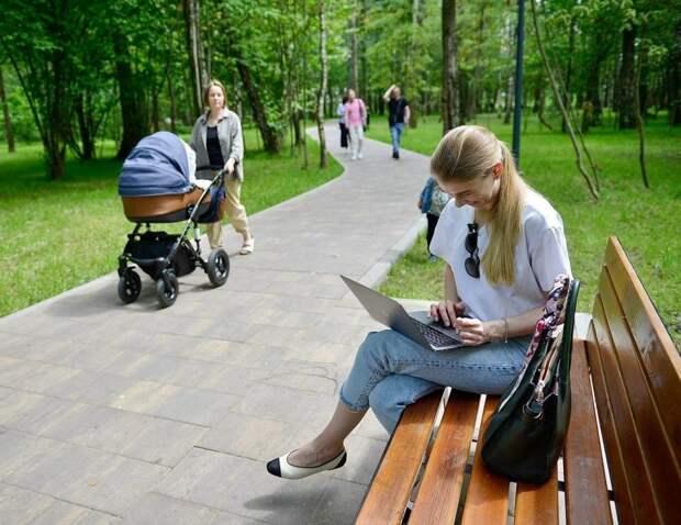 Собянин: Северный речной вокзал станет одним из лучших мест отдыха в Москве / Фото: Агентство Москва