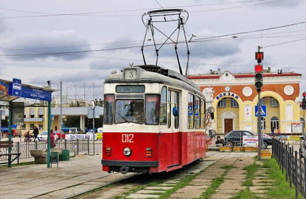 Исчезнут ли старые трамваи с улиц Евпатории