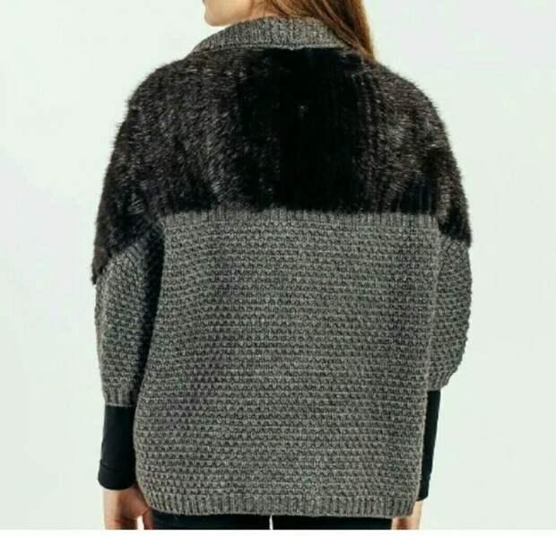 Новые идеи переделки свитеров