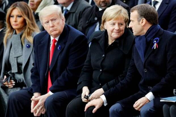 «Мягкой силы уже недостаточно» — The Guardian рассказывает, как Европе усмирить наглость США
