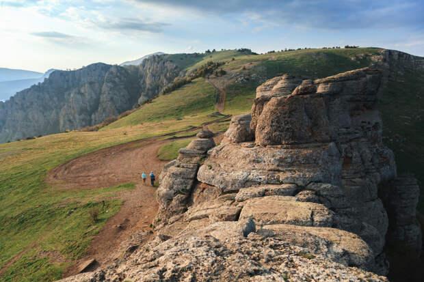 Южная вершина Демерджи