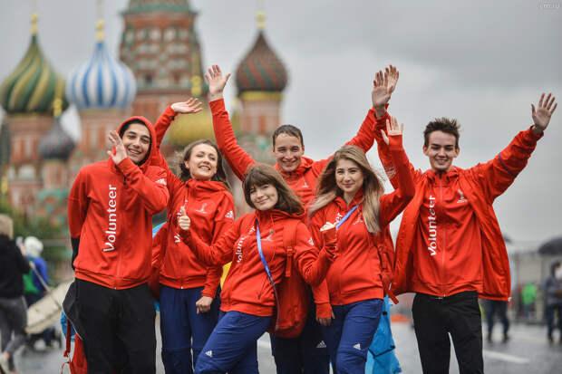 Акция «Волонтёры Конституции» стартует в России