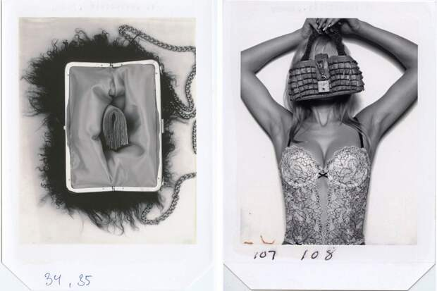 От Джерри Холл до Джоди Кидд – уникальный архив полароидных фото
