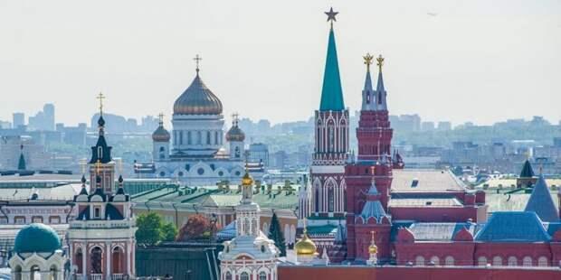 Сергунина: Москва представлена сразу в пяти номинациях европейского этапа World Travel Awards Фото: Ю. Иванко mos.ru