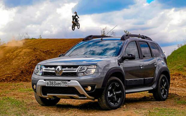 Renault Duster — тест-драйв новой версии
