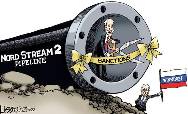 Зачем Джо Байден лезет в постель к Путину, врагу России и Америки