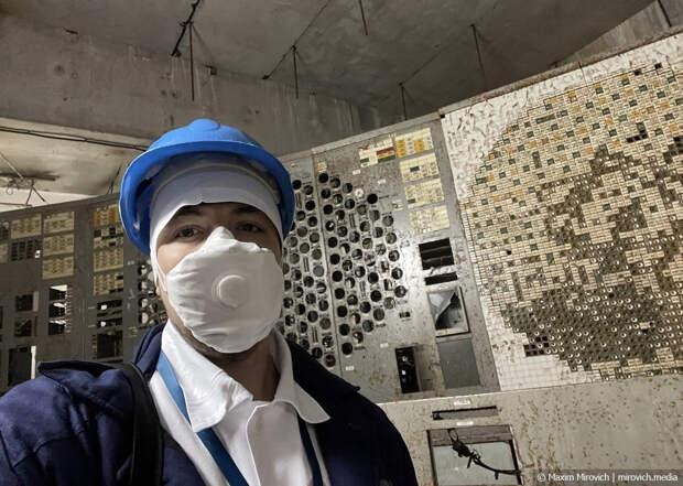 Что на самом деле случилось в Чернобыле.