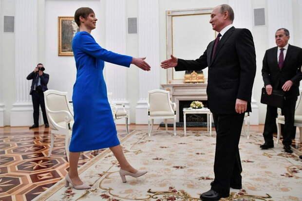 В Эстонии начали вспоминать про Россию после того, как увидели выделенные им дотации ЕС