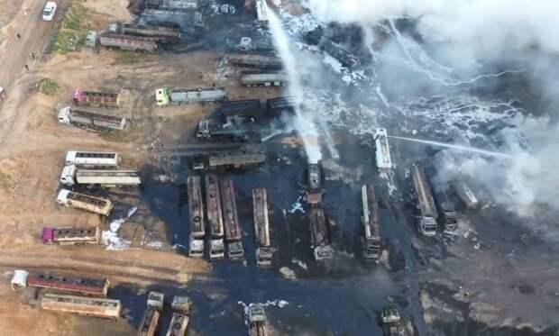 Россия лишила протурецких боевиков нефти
