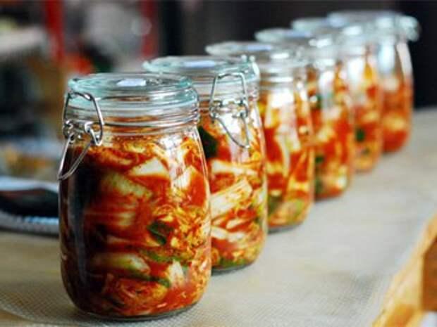 Рецепты заготовок. Кимчи рецепт корейский  — Рецепты Джейми Оливера