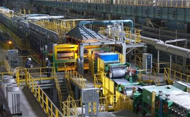 НЛМК планирует сократить уровень эмиссии СО2 на 3% к 2023 году