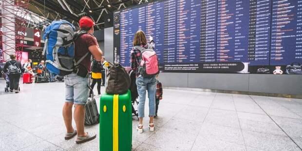 Сергунина: Более 500 тыс. человек работает в сфере туризма Москвы