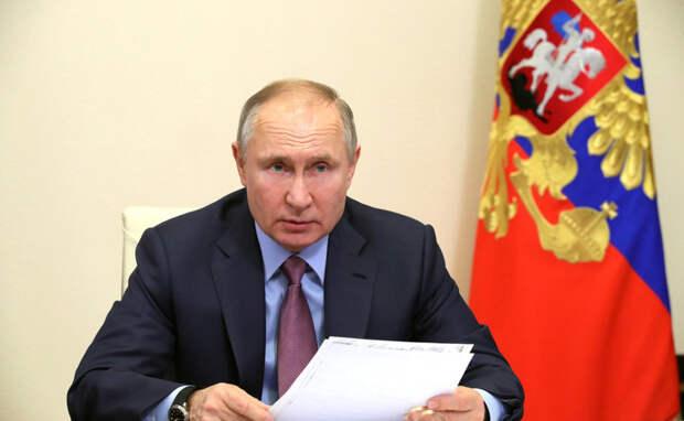 Путин запустит большую ревизию после скандала сзарплатами