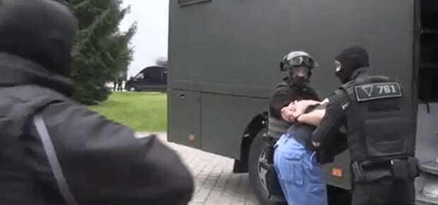 Более 30 российских боевиков «ЧВК Вагнера» задержаны в ходе спецоперации в Беларуси