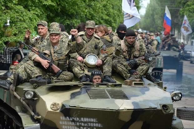 Киев и Харьков должны сами захотеть выбраться из фашистской помойки