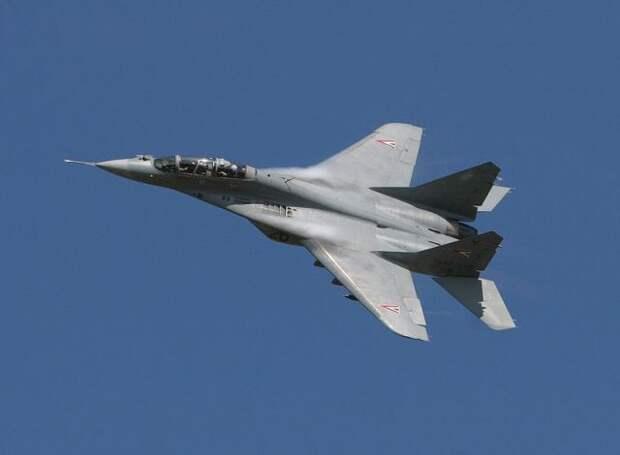 Украинец получил в России срок за попытку контрабанды запчастей к МиГ-29