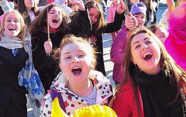 В парках Москвы 26 марта стартует фестиваль «Ворвись в весну»/ Фото: mos.ru