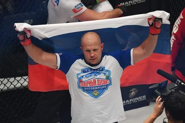 Стало известно, кто может стать следующим соперником Федора Емельяненко
