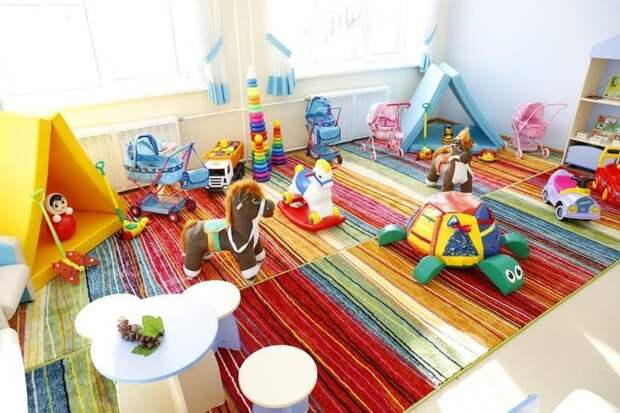 Врегионах России вначале февраля открылись новые детские сады в рамках нацпроекта «Демография»