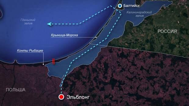 Политолог Межевич объяснил, зачем Польше собственный судоходный канал