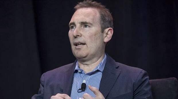 Энди Ясси, новый генеральный директор Amazon