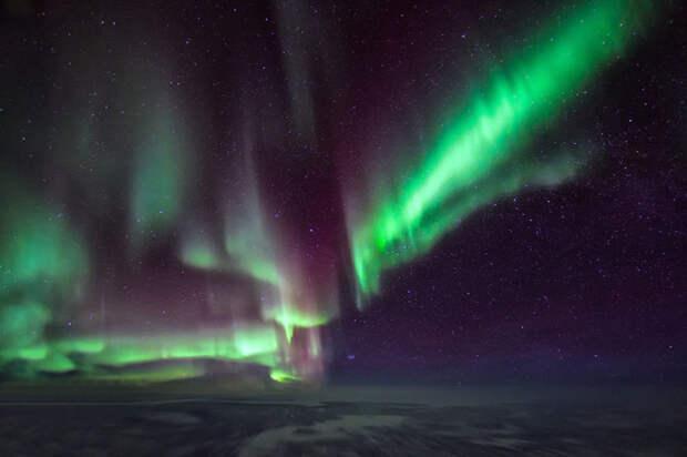 Мистический и непредсказуемый природный феномен в небе.