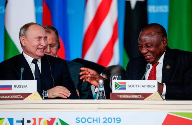 По экономическим показателям Россия при Путине находится на уровне стран Африки? Смотрим какое место занимает наша страна