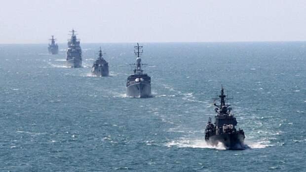 NI описал сценарий вооруженного конфликта между США и Россией в Черном море