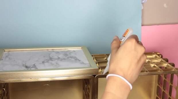 Стильно и практично: вы не поверите, из чего сделан этот шикарный шкафчик
