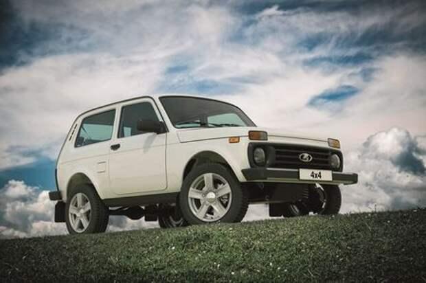 АВТОВАЗ доработал вседорожник Lada 4х4