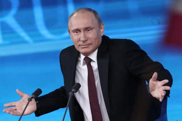 """Путин: Санкции США против проекта """"Северный поток-2"""" обессмыслились"""