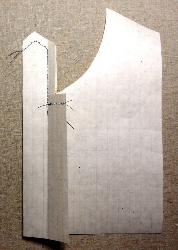 Оригинальный воротничок для стильной офисной рубашки 5