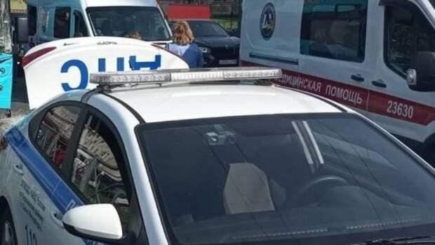 Авария с автобусом в Нижнем Новгороде обернулась травмами для 12 человек