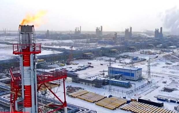 Россия может перехватить контроль над мировым рынком гелия