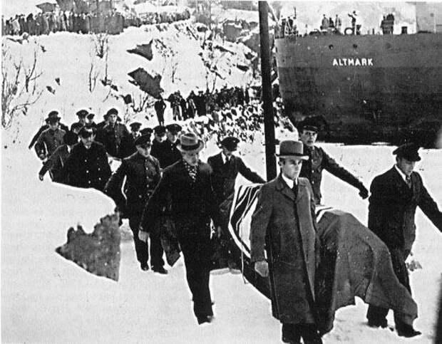 Таран и абордаж во Вторую мировую войну