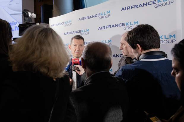 Air France-KLM Warns Of $216 Million Hit From Coronavirus