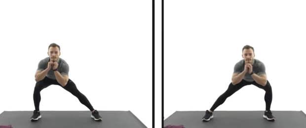 Жиросжигающая тренировка для похудения дома: тренажеры не нужны