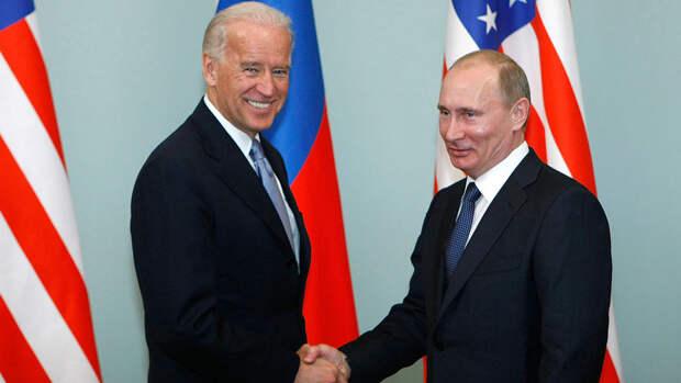 В Кремле рассказали о формате будущей встречи Путина и Байдена