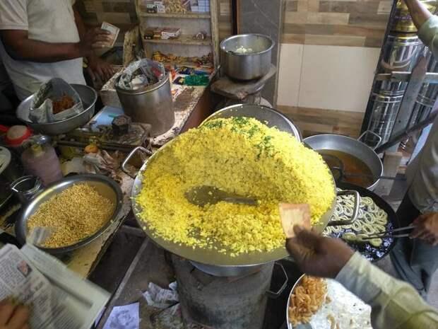 Индийская кухня без прикрас или почему я в Индии хожу голодный Индия, Еда, Длиннопост