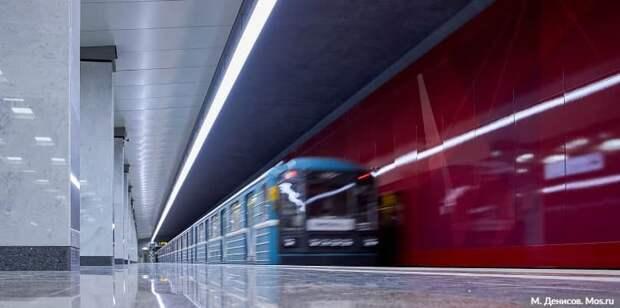Москва продолжает активное развитие транспортного каркаса. Фото: М. Денисов mos.ru