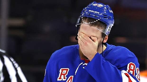 Бучневич не сыграет за сборную России на ЧМ из-за отсутствия контракта в НХЛ, Кныжов — из-за травмы