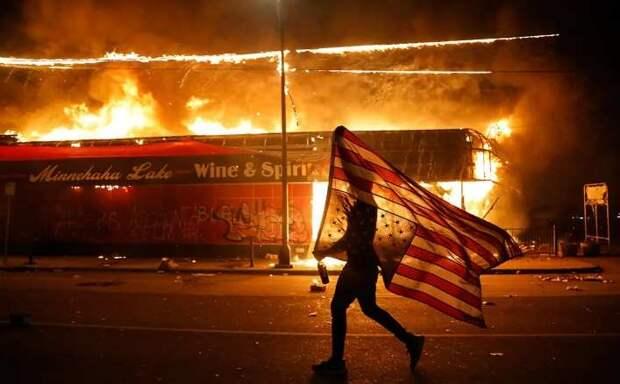 Обстановка в США превращается в фильм ужасов