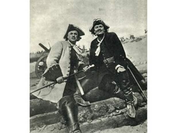 Петр I и Меншиков за наглость и плохое отношение к русским содрали с Гамбурга по «Гамбургскому счету»