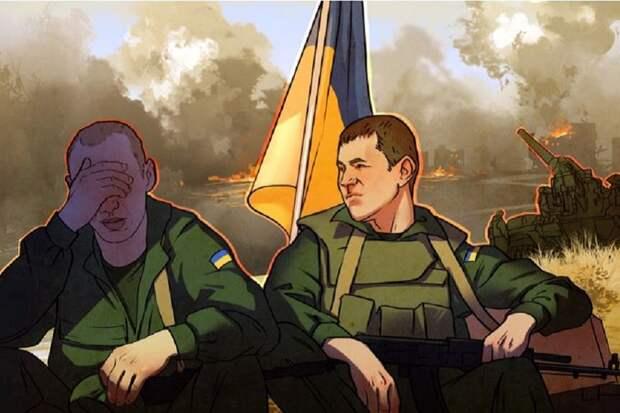 Русскоязычные ветераны АТО взбунтовались против Украины - вы отняли у нас Родину