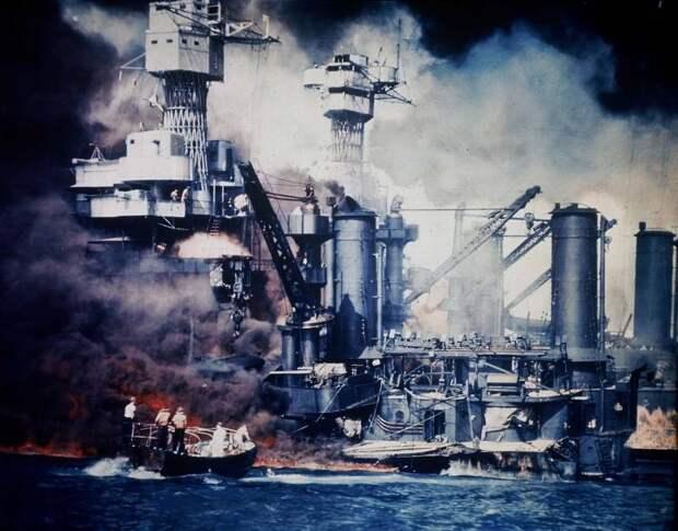 Как США натравливали Японию на Россию