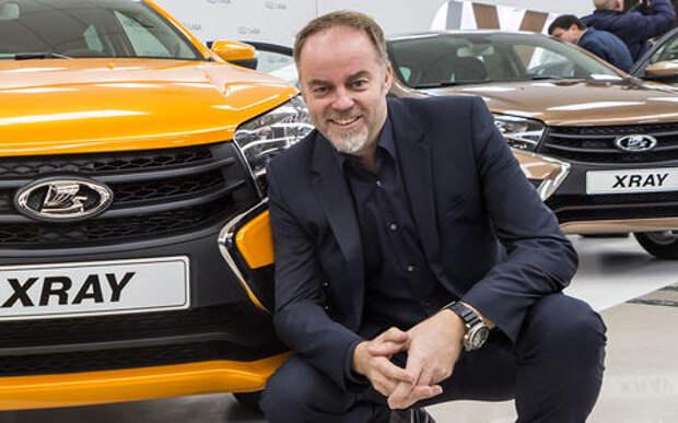 Главный дизайнер АВТОВАЗа рассказал о качестве автомобилей Lada